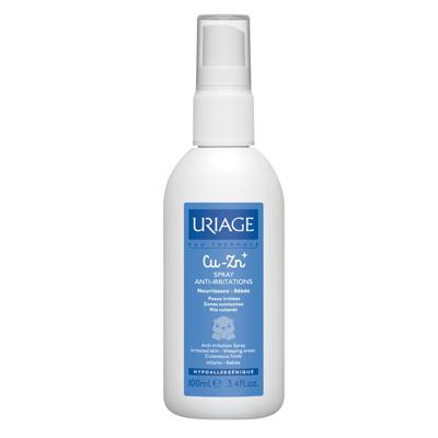 Spray anti iritatii Cu Zn, 100 ml, Uriage Bebe