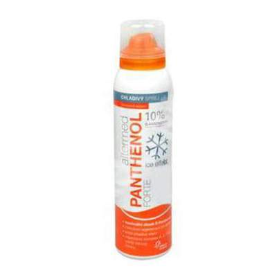 Spray racoritor Panthenol Forte 10% Ice Effect, 150 ml Omega Pharma