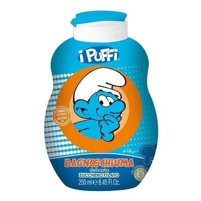 Spumă de baie The Smurfs, 250 ml, Naturaverde