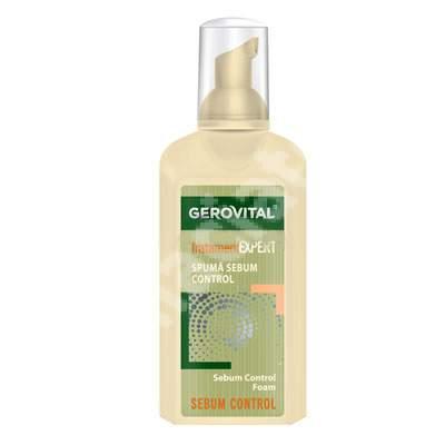 Spumă Sebum Control TratamentExpert, 150 ml, Gerovital