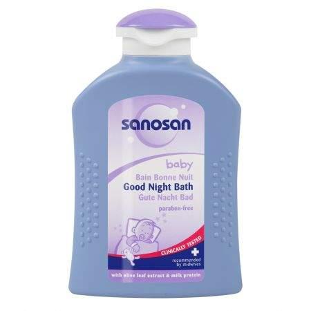 Spumant pentru Noapte Bună, 200 ml, Sanosan