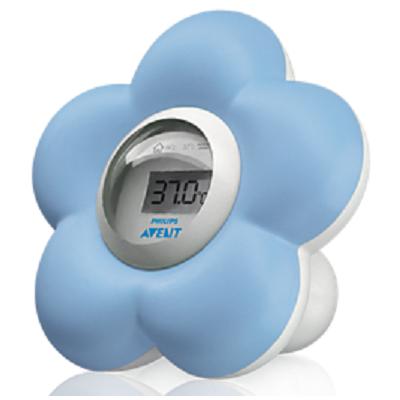 Termometru digital pentru baie si dormitor, SCH550/20, Philips Avent