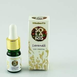 Ulei esențial de Lavandă, Selection D'or Premium, 5 ml