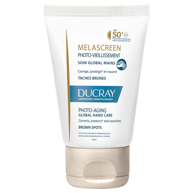 Cremă de mâini cu SPF 50+ Melascreen, 50 ml, Ducray