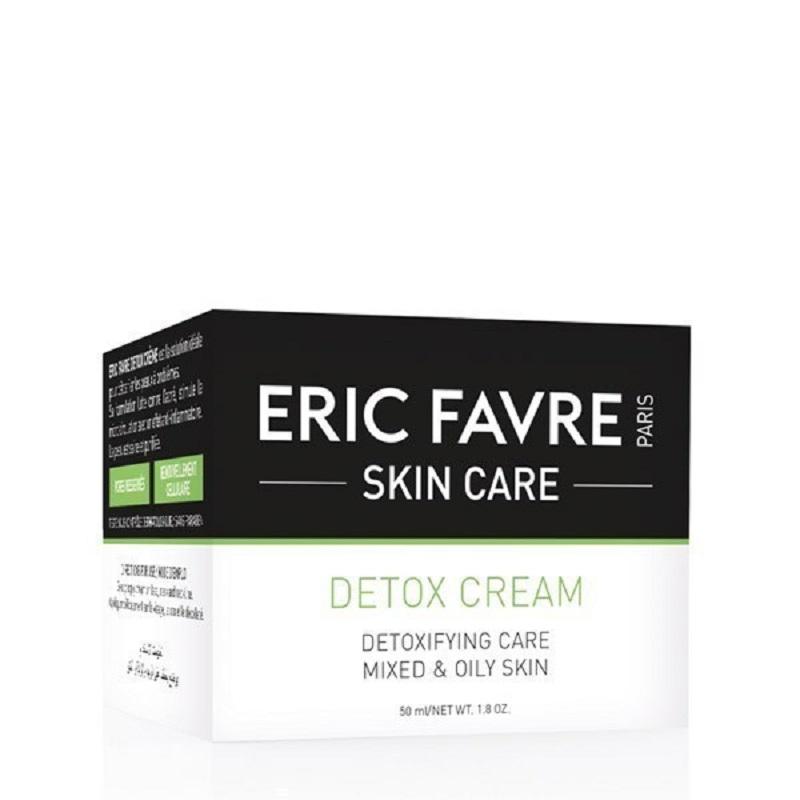 Cremă detoxifiantă Detox, 50 ml, Eric Favre