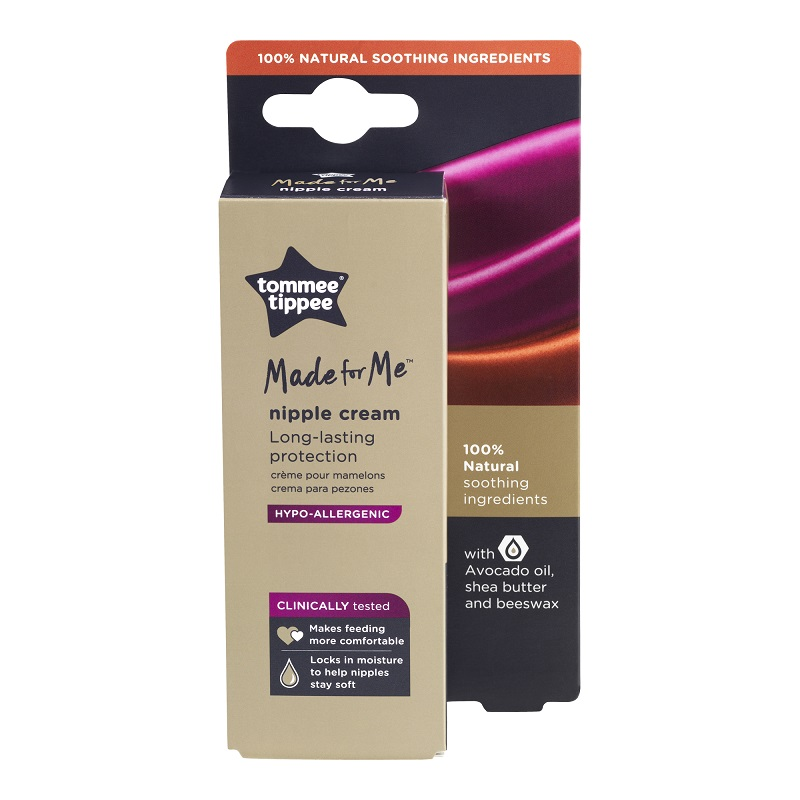 Cremă pentru Mameloane, 40 ml, TT0262, Tommee Tippee