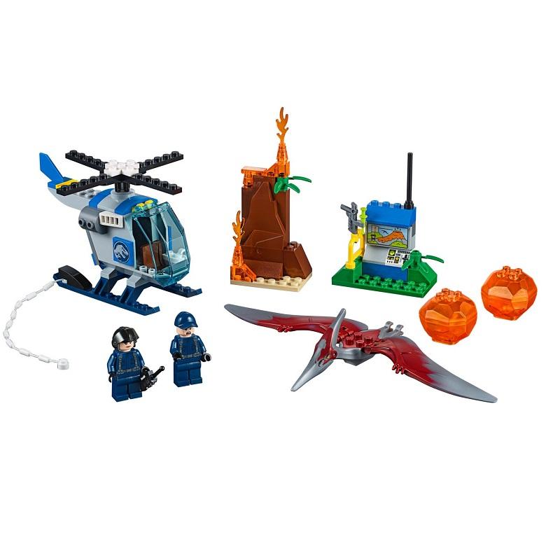 Evadarea Pteranodonului, L10756, Lego Juniors
