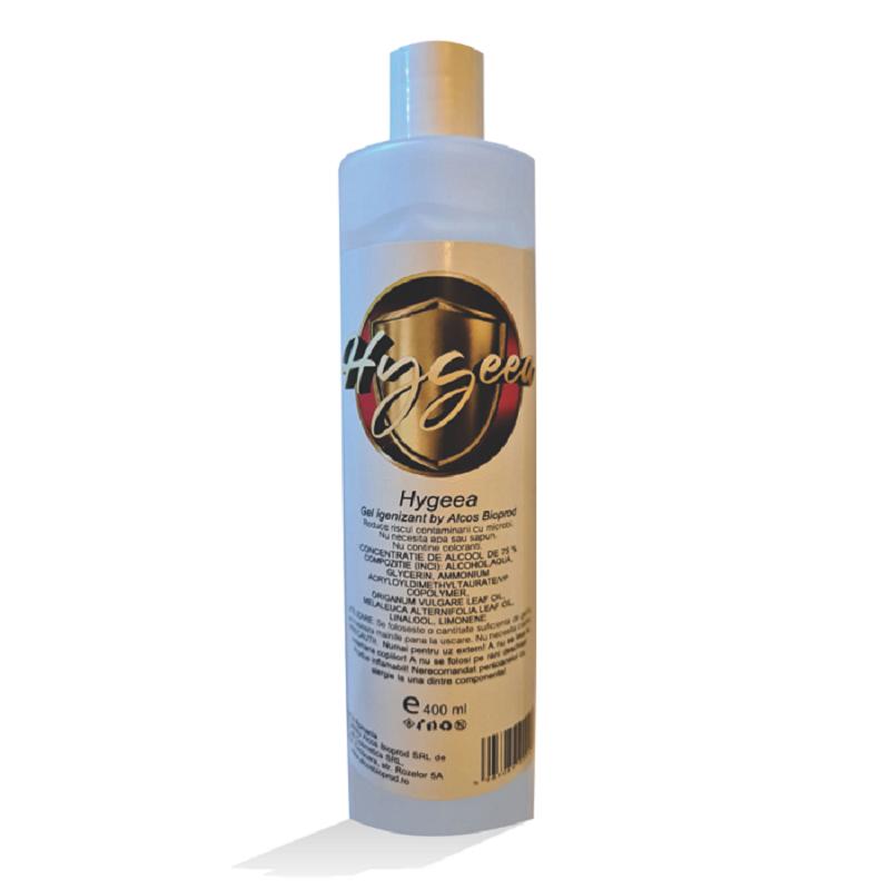 Gel dezinfectant, 400 ml, Hygeea