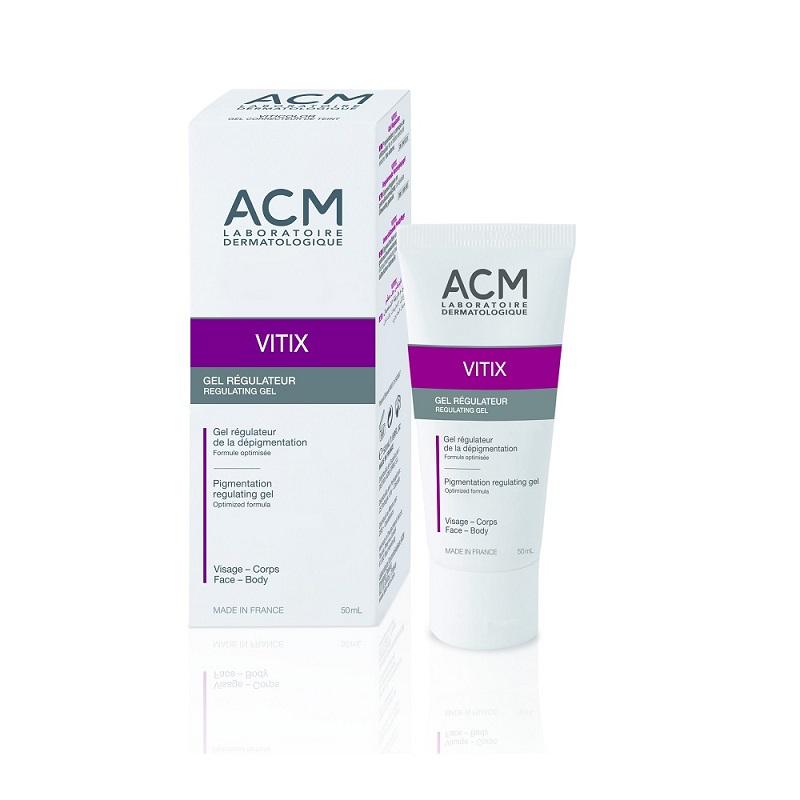 Gel Reglator al Pigmentării, 50 ml, Vitix, ACM