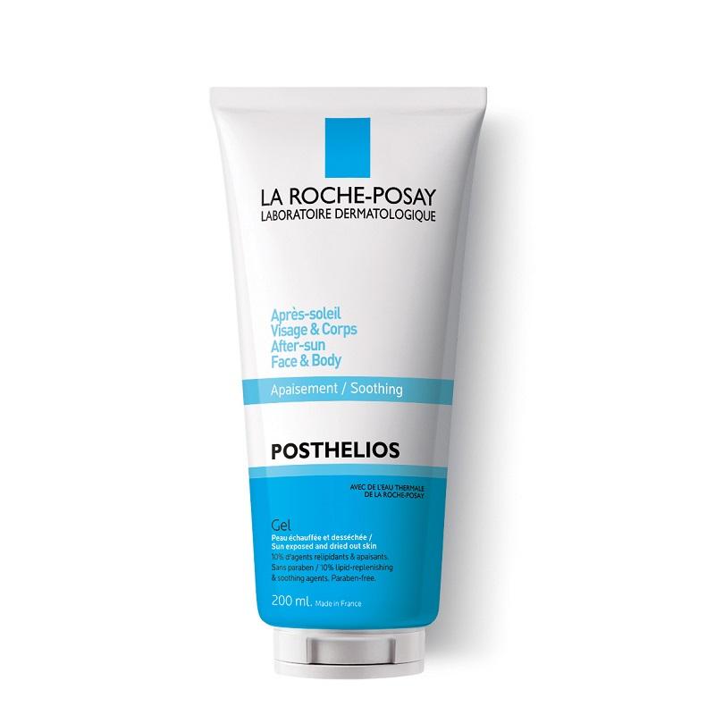 Gel reparator calmant Posthelios, 200 ml, La Roche-Posay