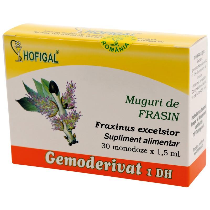 Gemoderivat muguri Frasin, 30 monodoze, Hofigal