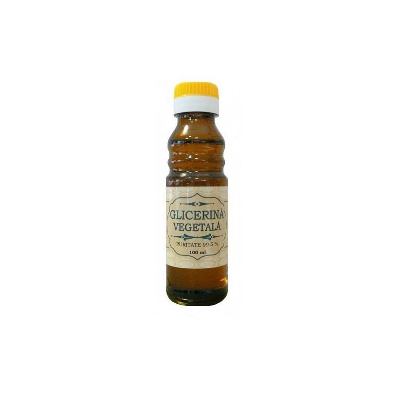 Glicerina vegetală, 100 ml, Herbal Sana