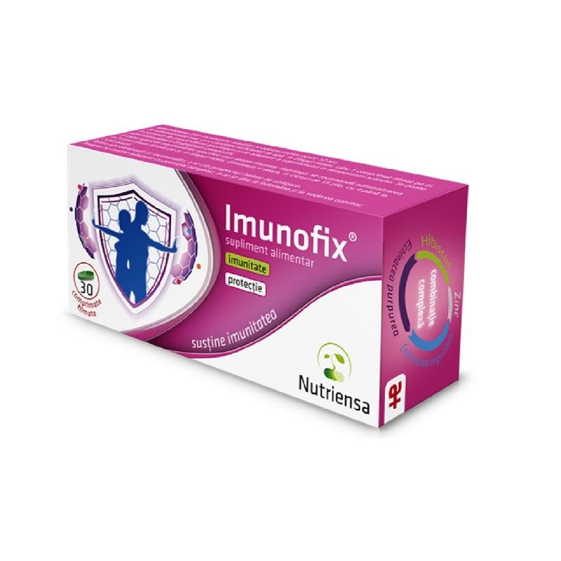 Imunofix, 30 cpr, Antibiotice