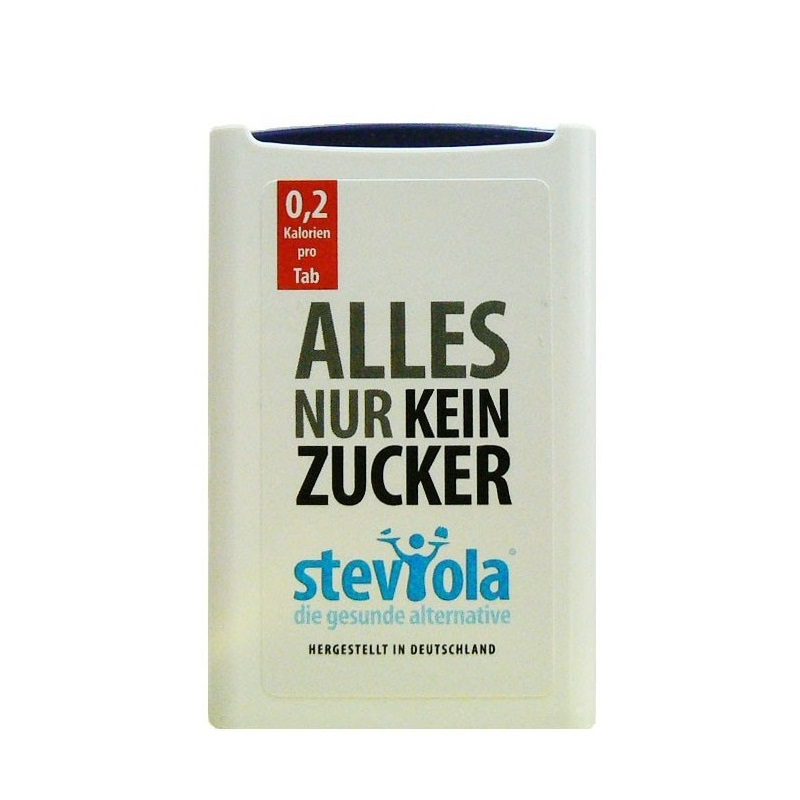 Îndulcitor Stevia Steviola, 300 tablete, Herbal Sana