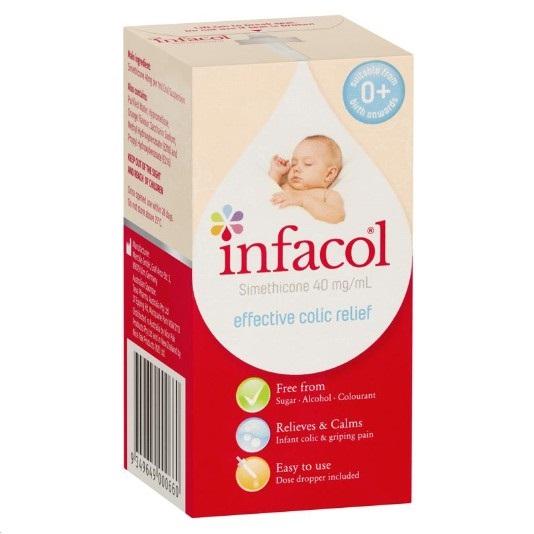 Infacol 40 mg/ml, 55 ml, Merckle