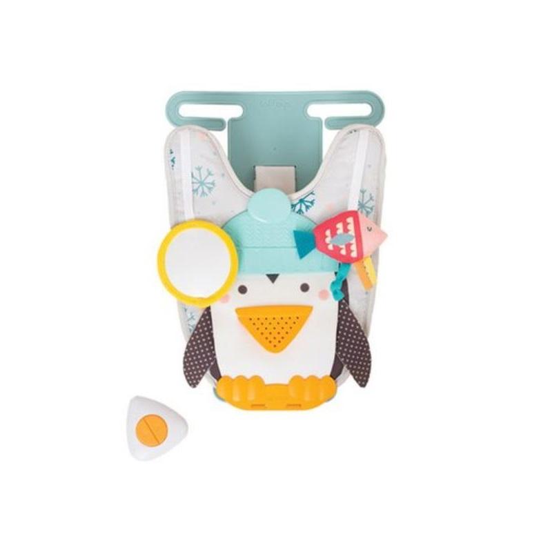 Jucărie auto, Pinguinul Muzical, 12285, Taf Toys