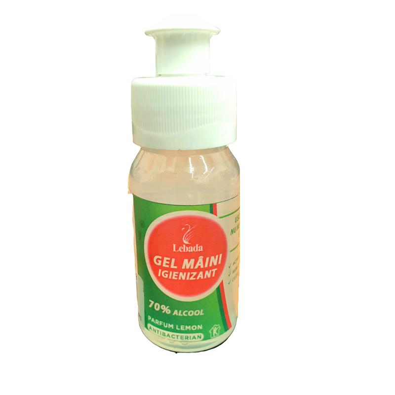 Gel igienizant pentru maini, 50 ml, Lebada