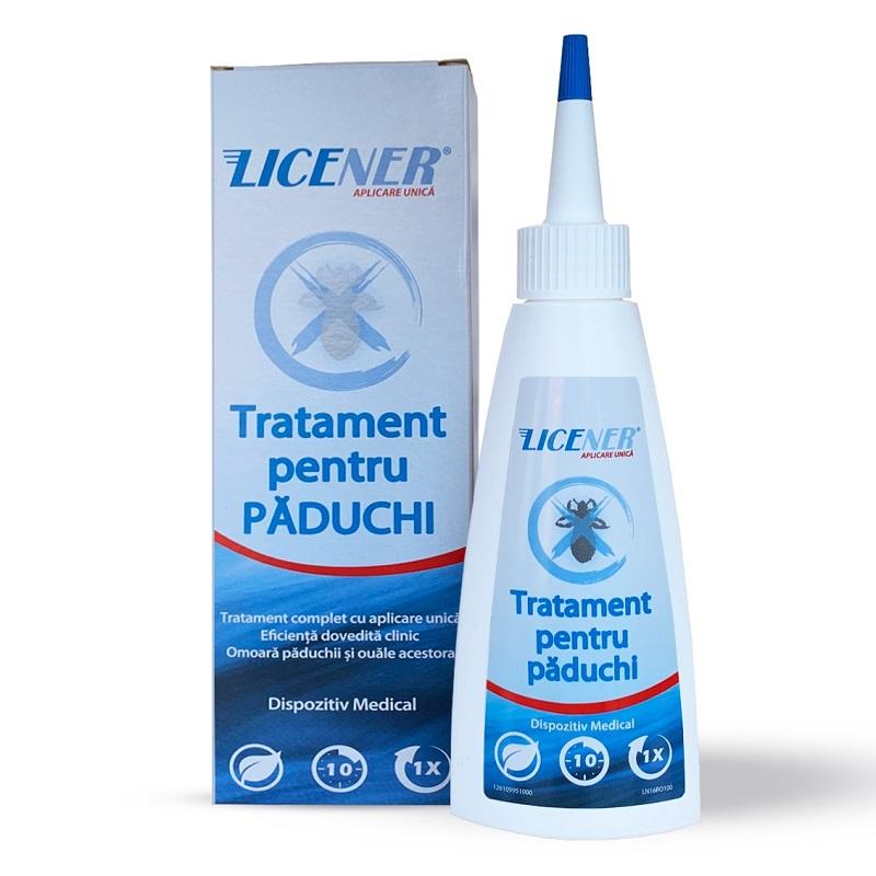 Licener tratament pentru paduchi, 100 ml, Pronova Laboratories