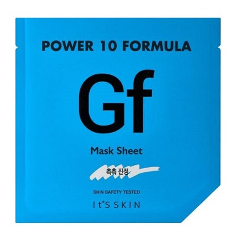 Mască de față Power 10 Formula GF Moisturizing, 25 ml, Its Skin