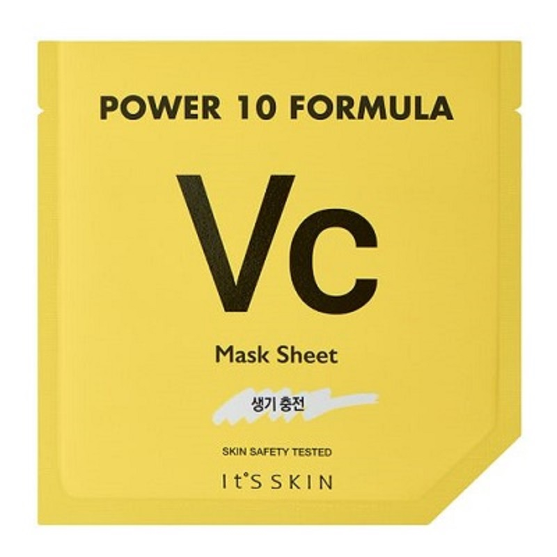 Mască de față Power 10 Formula VC Tonifying, 25 ml, Its Skin