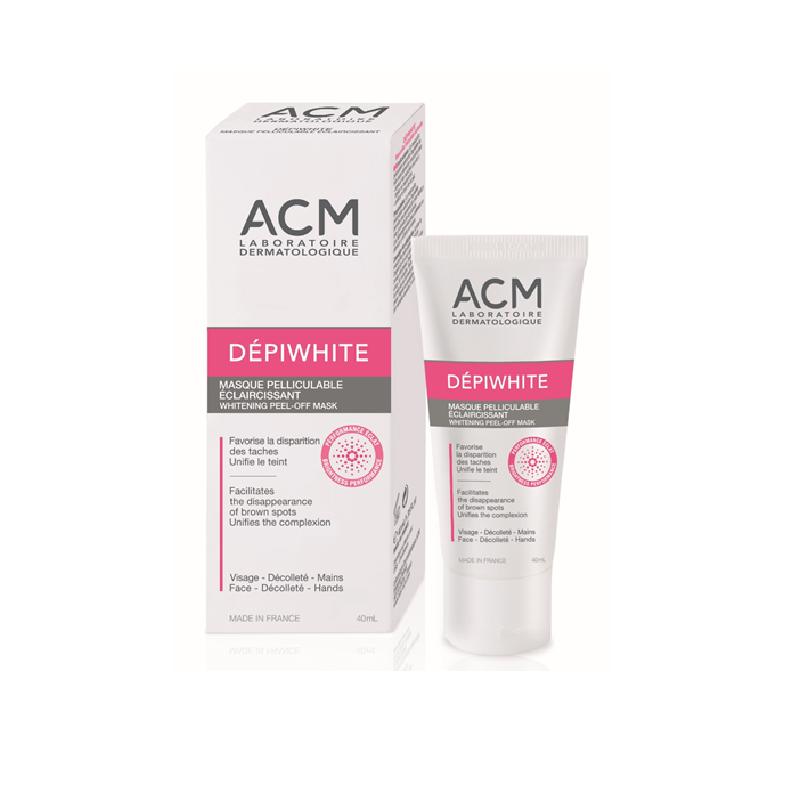 Mască dermatologică hiperpigmentare Depiwhite, 40 ml, ACM