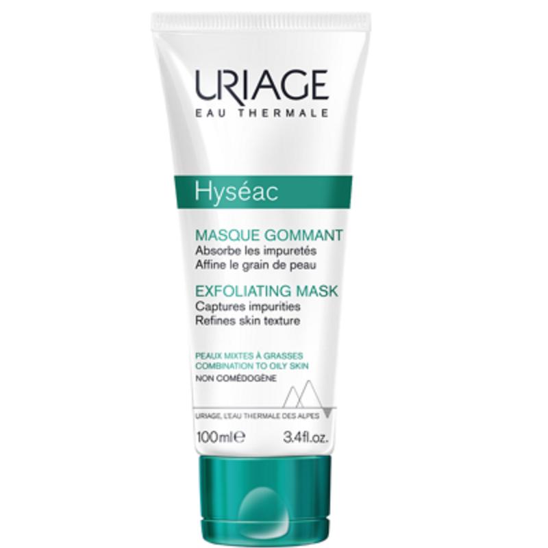 Mască ExfoliantăHyseac, 100 ml, Uriage