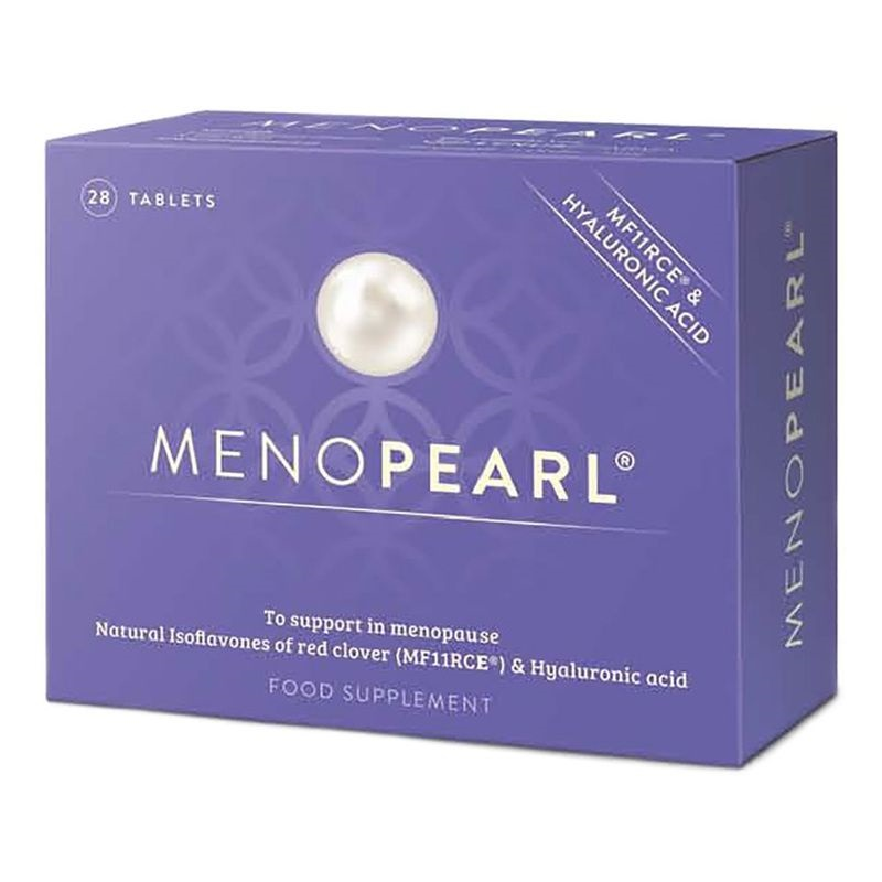 Menopearl, 28 Comprimate Filmate, AD pharma