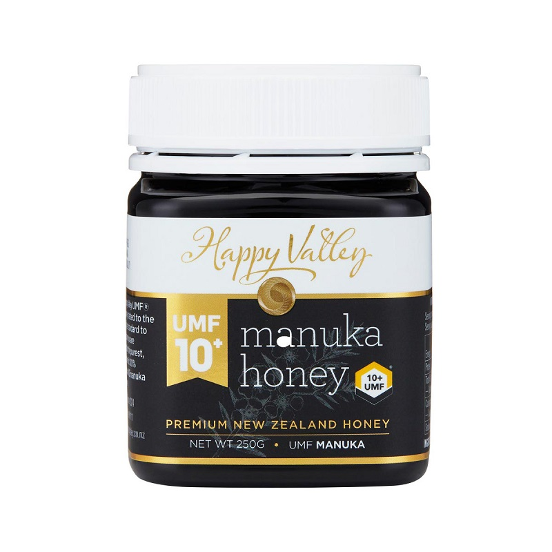 Miere Manuka UMF 10+, 250 gr, Happy Valley