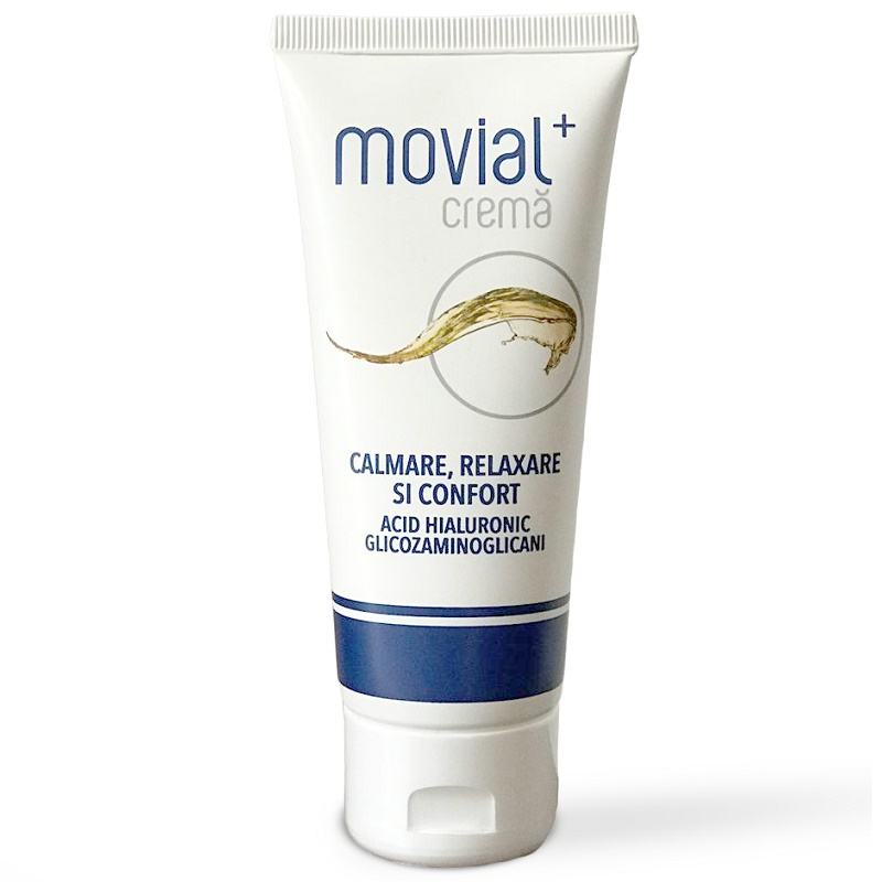 Movial+ Crema, 100 ml, Actafarma