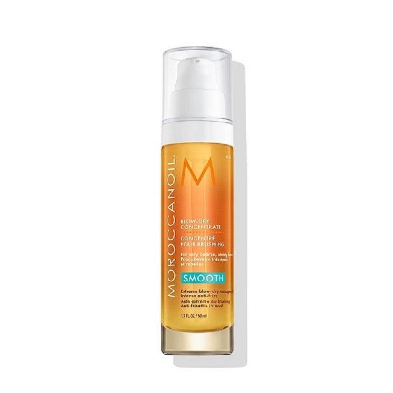 Loțiune de păr, Smooth, Blow-Dry Concentrate, 100ml, Moroccanoil