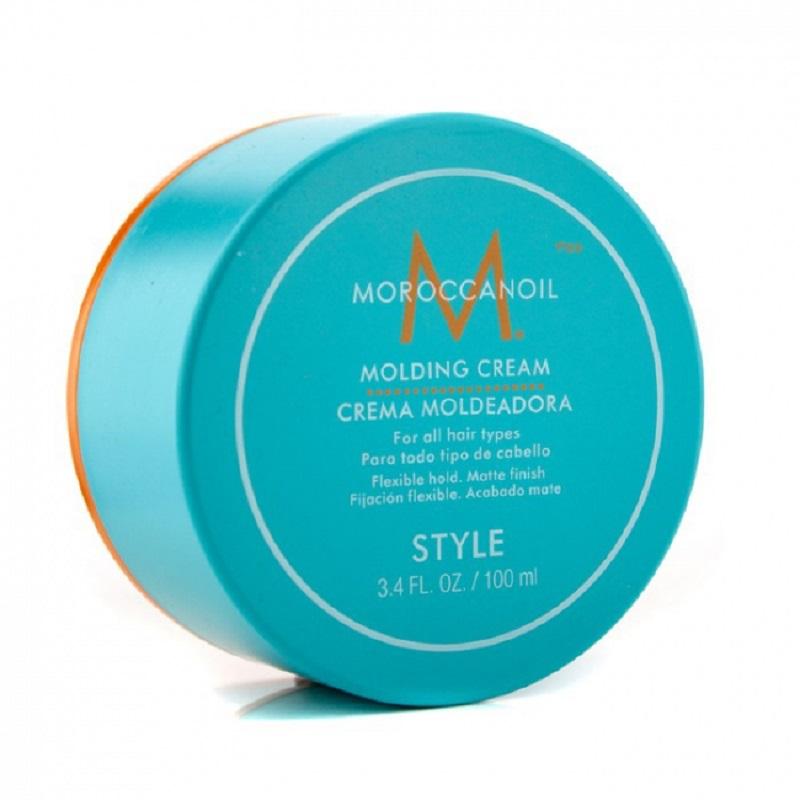 Cremă de modelare, Molding Cream, 100 ml, Moroccanoil