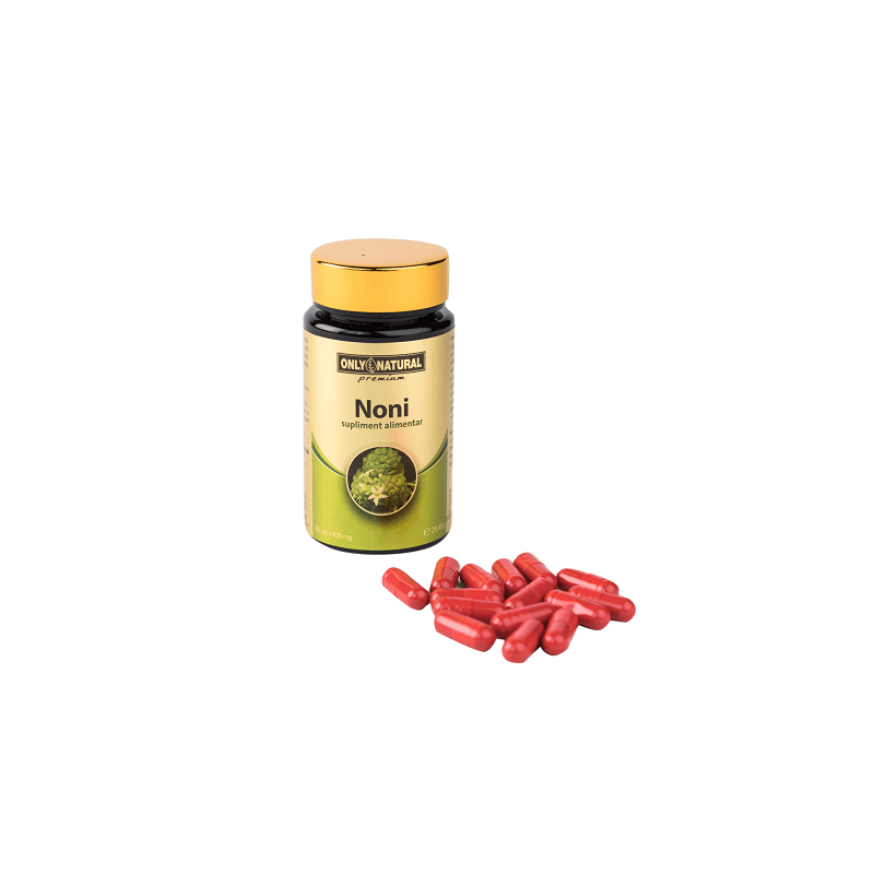 Noni, 490 mg 60 capsule, Only Natural