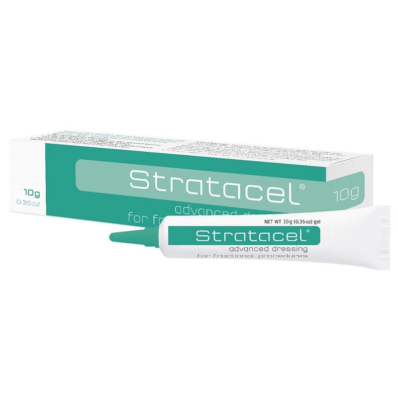 Pansament avansat post intervenții fracționale Stratacel, 10 g, Synerga Pharmaceuticals