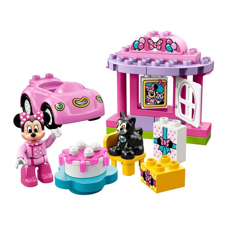 Petrecerea lui Minnie, L10873, Lego Duplo