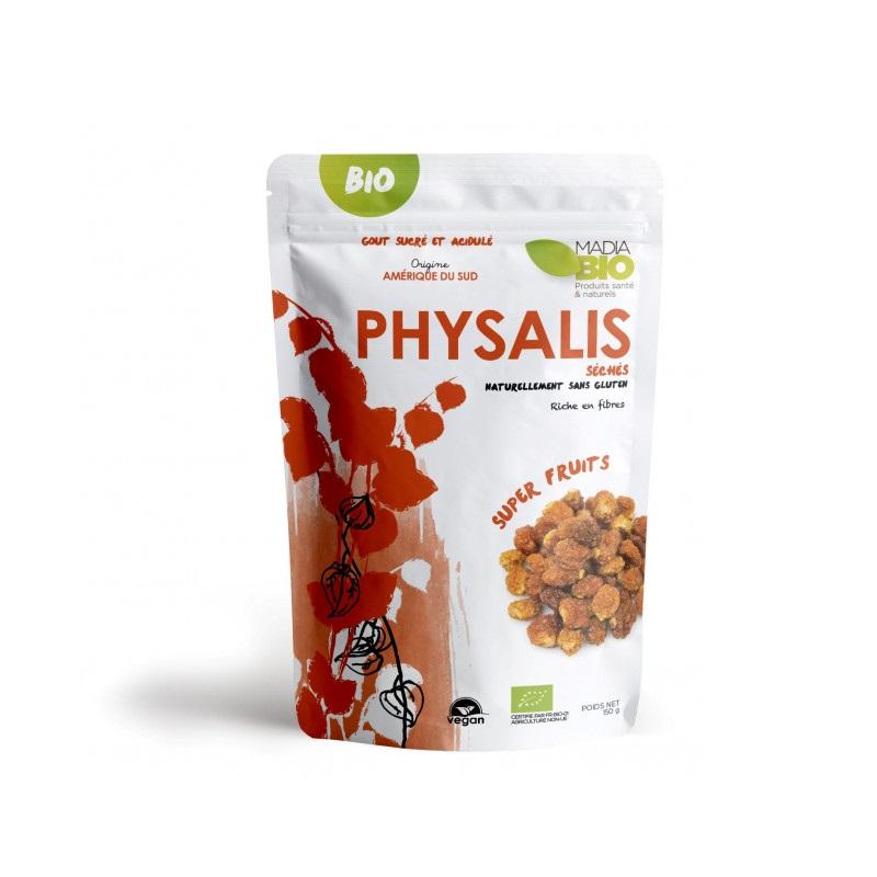 Physalis, 150 gr, Madia Bio