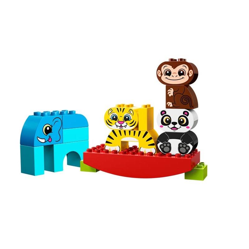 Primul meu balansoar cu animale, L10884, Lego Duplo