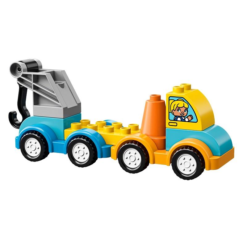 Primul meu camion de remorcare, L10883, Lego Duplo
