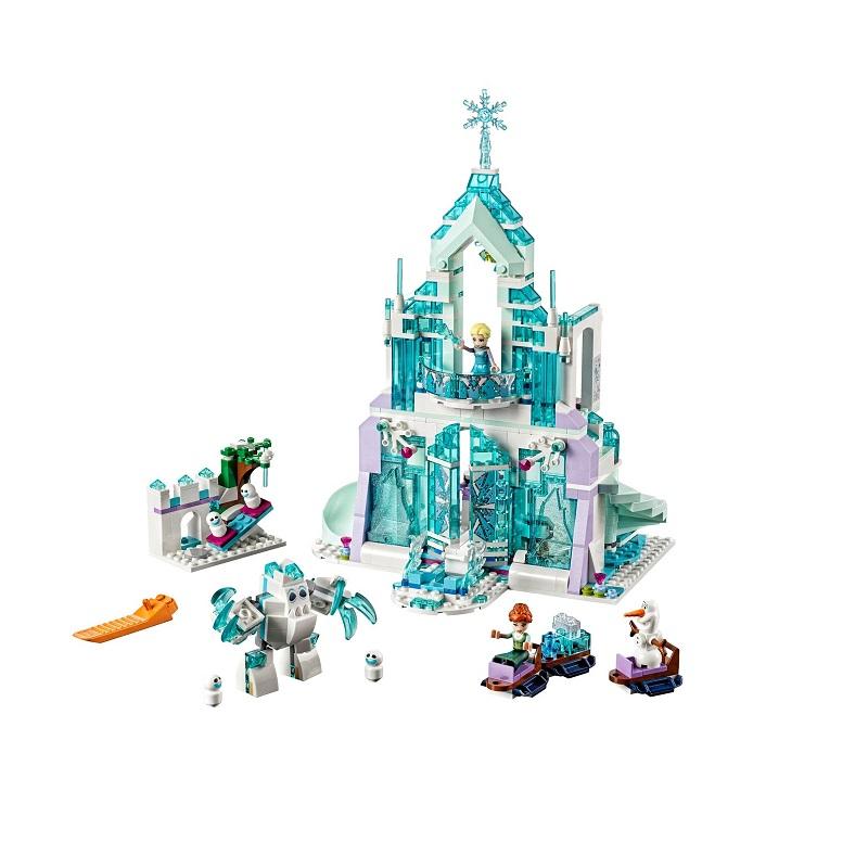 Prințesa Elsa și palatul ei magic de gheață, L43172, Lego Disney