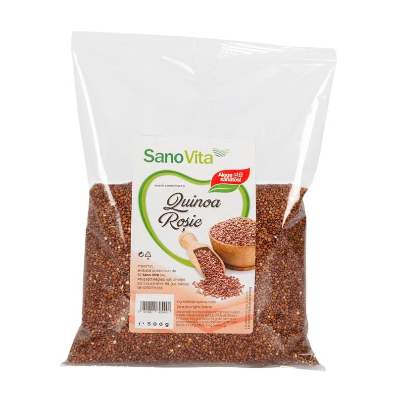 Quinoa Rosie, 500g g, Sanovita