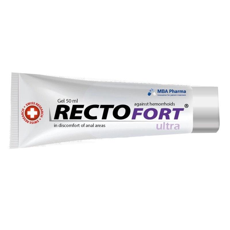 RectoFort Ultra, 50 ml, MBA Pharma
