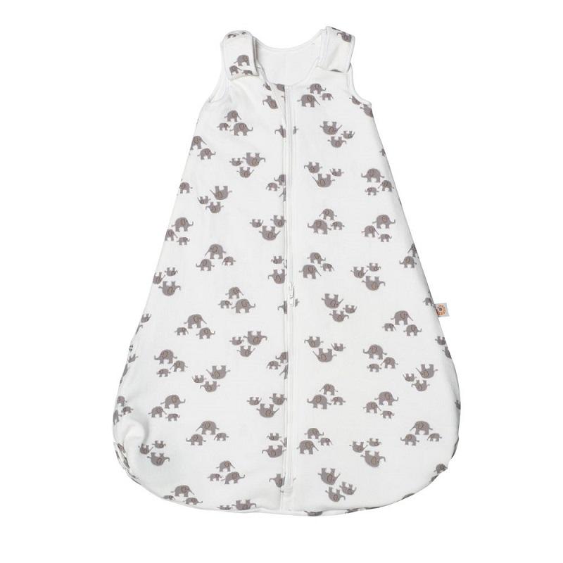 comandă online vânzare magazin de vânzare cumpărături Sac de dormit din bumbac, 1907-00050, Clasic Elephant, 0-6L : BebeTei
