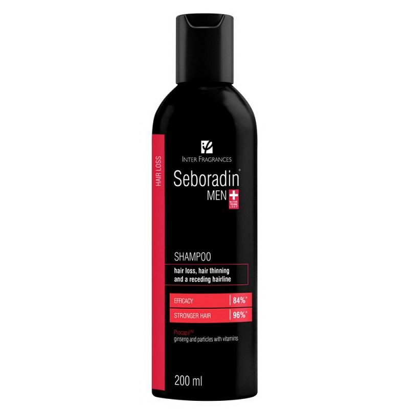 Șampon Men, 200 ml, Seboradin