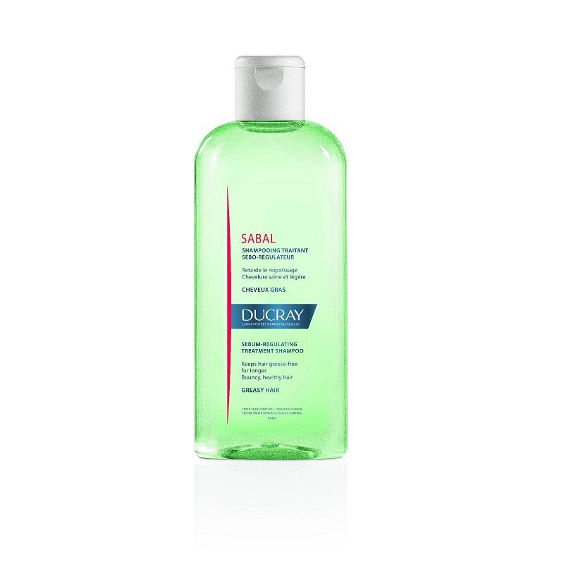 Șampon Sabal pentru scalp și păr gras, 200 ml, Ducray