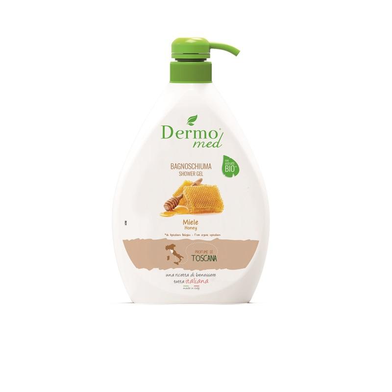 Săpun lichid Bio Toscana, 600 ml, Dermomed