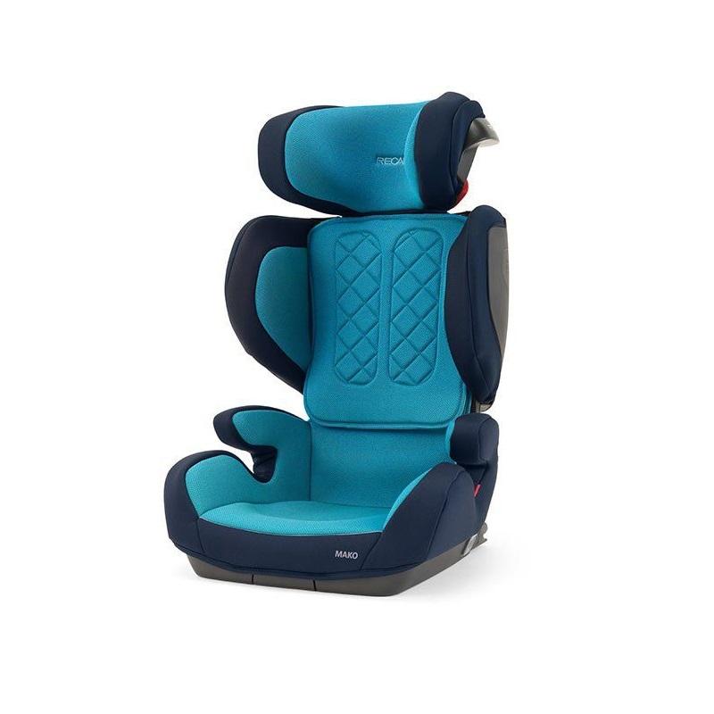 Scaun auto cu Isofix I-Size, Mako Core, Xenon Blue, Recaro