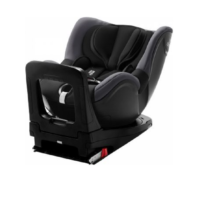 Scaun auto Dualfix I-Size Black Ash, Britax