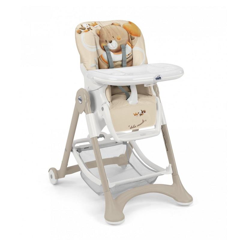Scaun pentru masă, Campione Orso Beige, S2300-240/c38, Cam