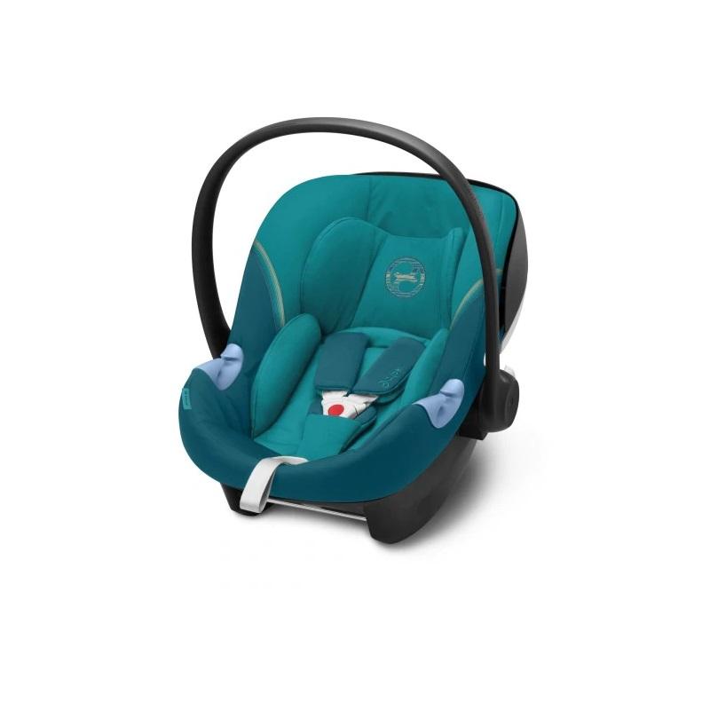 Scoica auto Aton M, I-Size, Turquoise, Cybex