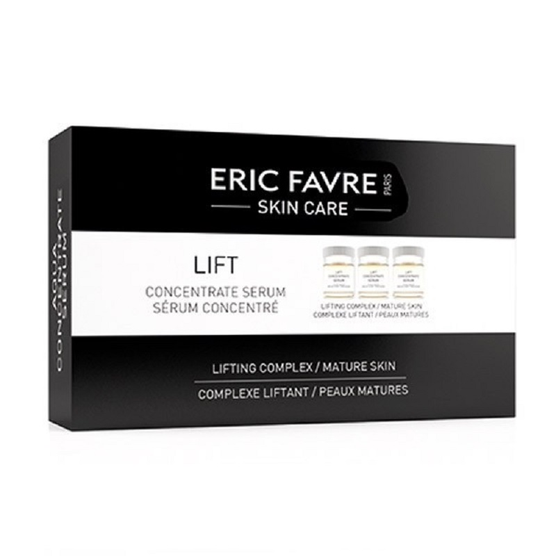 Ser lifting concentrat, 10 fiole, Eric Favre