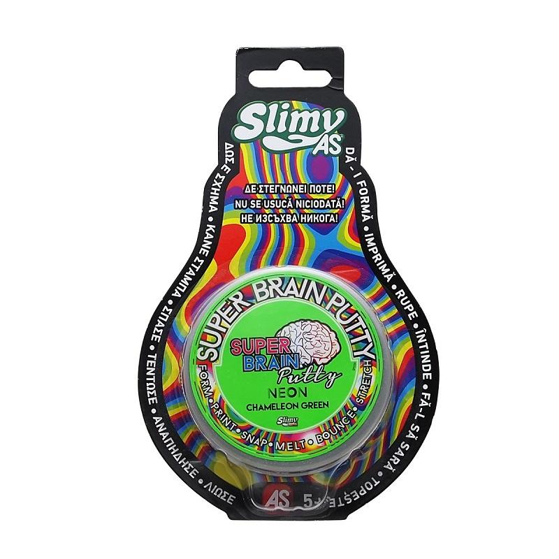 Slime super Brain Neon, 34053, Slimy As